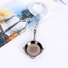 Playerunknown's Battlegrounds key chain