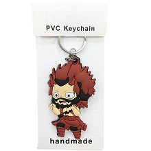 My Hero Academia anime two-side key chain