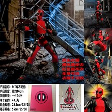 MT Deadpool figure