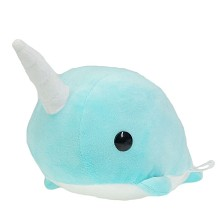 10inches Narwhal plush doll
