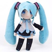 13inches Hatsune Miku anime plush doll