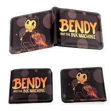 Bendy and the Ink Machine wallet