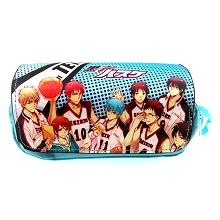 Kuroko no Basket anime pen bag pencil bag