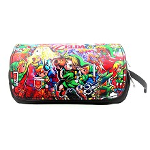 The Legend of Zelda pen bag pencil bag