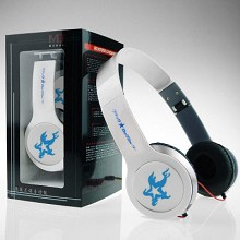 Black Rock Shooter anime headphone