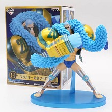 One Piece Frank 20th anime figure