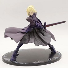 Fate Saber anime figure