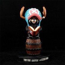 One Piece Chopper cos raccoon 15th anime figure