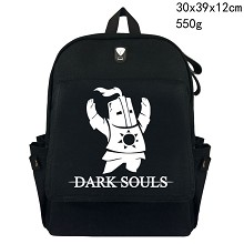 Dark Souls canvas backpack bag
