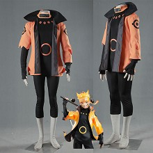Naruto cosplay cloth dress set(4pcs a set)
