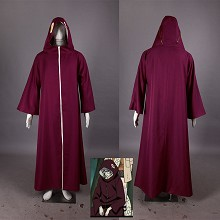 Naruto Yakushi Kabuto anime cosplay cloth cloak ma...