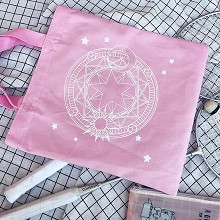 Card Captor Sakura anime hand bag shoulder bag