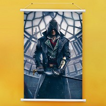 Assassin's Creed wall scroll