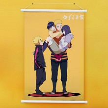 Naruto anime wall scroll