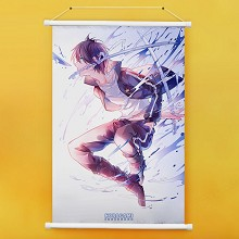 Noragami anime wall scroll