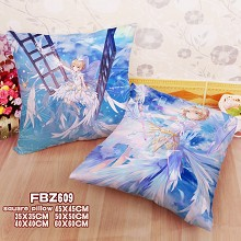 Card Captor Sakura anime two-sided pillow