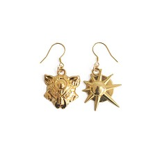 Card Captor Sakura anime earrings a pair