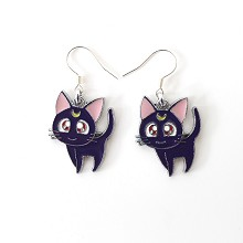 Sailor Moon anime earrings a pair