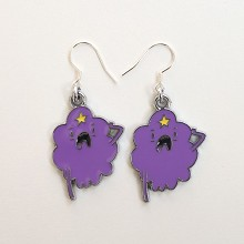 Adventure Time anime earrings a pair