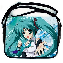 Hatsune Miku anime satchel shoulder bag