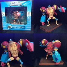 One Piece Frank anime figure