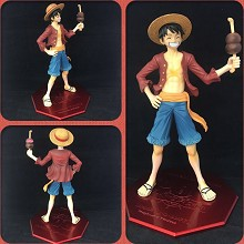 POP One Piece Luffy anime figure