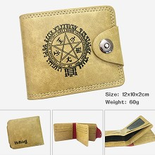 Hellsing anime wallet
