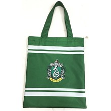 Harry Potter Slytherin shoulder bag hand bag