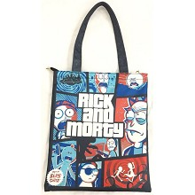 Rick and Morty shoulder bag hand bag