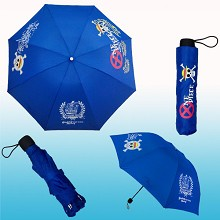 One Piece anime umbrella