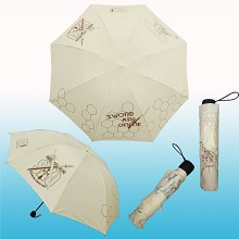 Sword Art Online anime umbrella