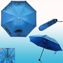 Detective conan anime umbrella
