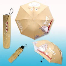 Totoro anime umbrella