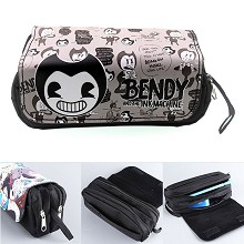 Bendy and the Ink Machine pen bag pencil case