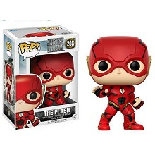 FUNKO POP 208 Justice League Flash figure