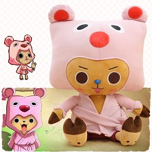 12inches One Piece Chopper anime plush doll