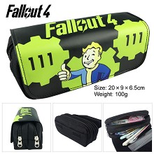 Fallout pen bag pencil bag