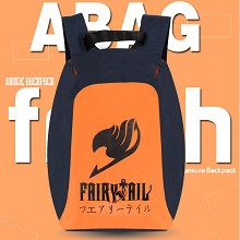 Fairy Tail anime backpack bag