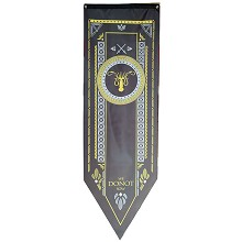 Game of Thrones flag 44.5*150CM