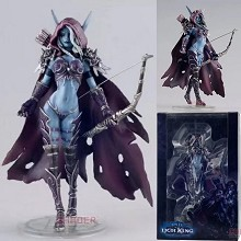 7inches Warcraft Sylvanas Windrunner figure