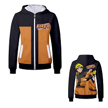 Naruto anime hoodie cloth dress