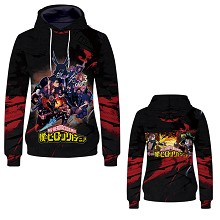My Hero Academia anime hoodie cloth