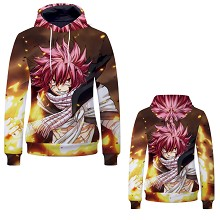 Fairy Tail anime hoodie cloth dre