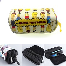 Beavis and Butt-Head pen bag pencil case