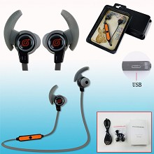 Naruto anime wireless bluetooth earphones