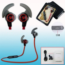 Fairy Tail wireless bluetooth earphones