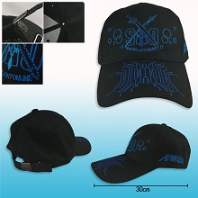 Sword Art anime cap sun hat