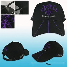 Fate anime cap sun hat