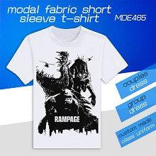 Rampage model short sleeve t-shirt