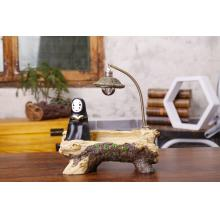 Spirited Away figures desk lamp(no battery)
